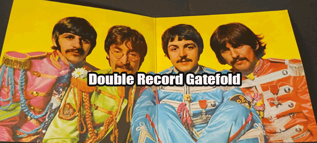 Double Record Gatefold